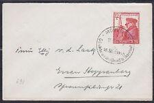 DR Mi Nr. 691 EF Brief mit SST Moresnet - Essen 12.06.1940