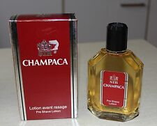 100ml  Pre Shave Lotion Champaca Sir 4711 Köln West Germany (Vintage)