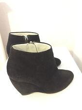 Original Rupert Sanderson Stiefeletten boos Ankle boots Wildleder braun EUR 36,5