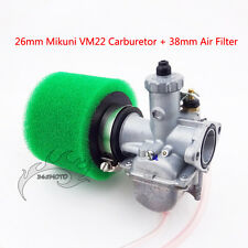 Air Filter 26mm Mikuni Carburetor For Lifan YX Thumpstar YCF 125cc Dirt Pit Bike