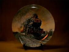 Wedgwood Royal Mail Collection-Famous Train-The Cheltenham Flyer-Terence Cuneo