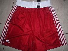 Adidas Box - Shorts B8  bis Knie neu Größe XXXL rot/weiß neu Clima Lite