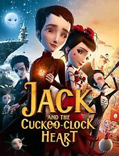 Jack & The Cuckoo-Clock Heart (2014, DVD NIEUW)