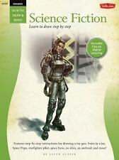 How To Draw And Paint - Drawing Science Fiction (2012) - Used - Trade Paper