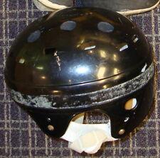 1970's Cincinnati Stingers WHA Game Used Hockey Helmet