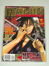 RAIJIN COMICS #33 JAPANESE MANGA MAGAZINE AUGUST 20 2003