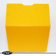 2013+ Ski Doo MXZ BLIZZARD / SPORT Snowmobile Snow Flap_ PLAIN YELLOW SNOW FLAP