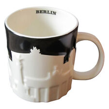 Starbucks City Mug Germany Coffe Cup Berlin 3D Relief Hauptstadt Berlin