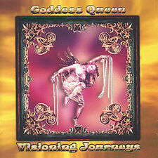 1 CENT CD Visioning Journeys - Goddess Queen (kelly sullivan)