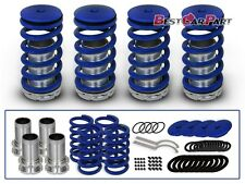 BCP BLUE 90-97 Honda Accord Lowering Coilover Coil Springs