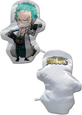 *NEW* One Piece: Chibi Zorro Plush Pillow by GE Animation