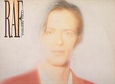 RAF disco LP 33 giri MADE in ITALY 1989 COSA RESTERA'... stampa ITALIANA + INNER