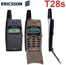 Original Ericsson T28 T28s Mobile cell Phone 2G GSM 900/1800 Unlocked