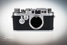 Leica IIIg Body, Fully Serviced by Cameraworks