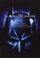 Il Cavaliere Oscuro  - La Trilogia - 3 DVD - Batman
