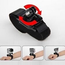 360 Degree Rotation Wrist Hand Strap Band Holder Mount for GoPro Hero 1 2 3 3+ 4