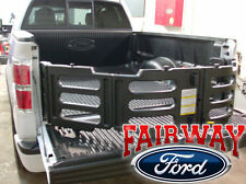 2009 thru 2014 Ford F-150 F150 OEM Black Stowable Bed Extender Kit