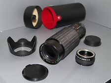 CANON DIGITAL EOS fit 60 300mm 600mm zoom lens 1200D 1300D 100D 700D 750D 80D +