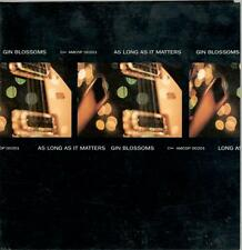 Gin Blossoms, As Long As It Matters; 2 track PR-CD Single