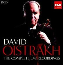 David Oistrakh: The Complete Recordings [Box Set] New CD