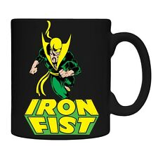 Iron Fist - Superhero Coffee Mug