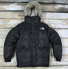 THE NORTH FACE 600 MEN Goose Down PUFFA Extrem HIKING EXPEDITION FUR Jacket Coat
