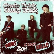 Cheap Trick - Bang Zoom Crazy Hello   - CD NEU