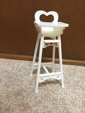 1997 Barbie Doll Baby Sister Kelly Eatin' Fun High Chair Furniture Accessory
