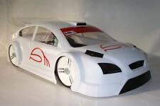 1/8 Scale GT RC Car body Shell BYSM For GTP2 Kyosho GT Serpent Traxxas Slash SM8
