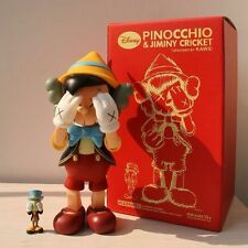 Kaws Pinocchio and Jiminy Cricket Replica Figure