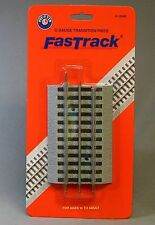 LIONEL FASTRACK TRANSITON to O train fast track adapter connection 6-12040