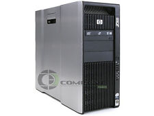 HP Z800 Intel Xeon E5520 2.26 GHz 8GB 1TB HDD NVS 295 Win7 Pro 64 Workstation