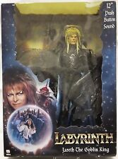 "Labyrinth ~Jareth The Goblin King~ : David Bowie 12"" talking figure  Reel Toys"