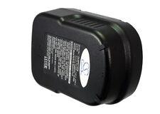 BATTERIA 12.0v per Black & Decker sx3500 sx5000 xd1200 a12 Premium Cellulare UK NUOVO