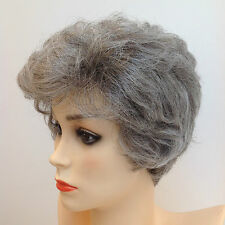 Natural Image Spring Platinum Grey Ladies Wig