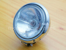 Chrome HeadLight Head Lamp Honda Rebel CMX CA 250 Magna 250 750 STEED 400 600