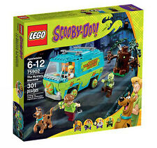Lego 75902 Scooby Doo THE MYSTERY MACHINE BRAND NEW IN BOX Shaggy Fred Zombie