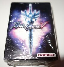 SOUL CALIBUR V PLAYING CARDS - NAMCO - Very Rare