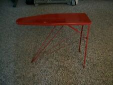 Vintage All Metal Child's Ironing Board--Very Good Condition