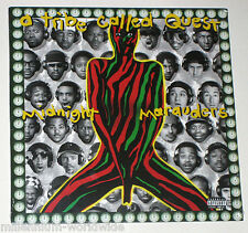 "SEALED & MINT - TRIBE CALLED QUEST - MIDNIGHT MARAUDERS - 12"" VINYL LP - RECORD"