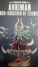 Warhamer 40K Horus Heresy Thousand Sons AHRIMAN ARCH-SORCERER of Tzeentch