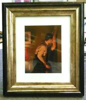 Game On by Jack Vettriano Chunky Deluxe Framed Art Print Erotic