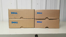 NEW Lot of 4 GENUINE DELL Slim Auto/Air AC/DC Power Adapter Kit PA-12 DA65NS3-00