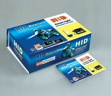 HID XENON LIGHT CONVERSION KIT FOR MOTORBIKE H4-3  6000K  55W HIGHT QUALITY