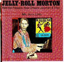 JELLY ROLL MORTON - Mr. Jelly Lord - 1994 EU 18-trk CD album - FREE UK SHIPPING