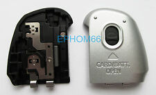 New Battery Cover Door Lid Cap part For Canon SX150 IS Camera With Metal Silver