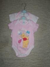 12/2 nouveau bébé rose WINNEY l'poo disney ange set 3-6 mois