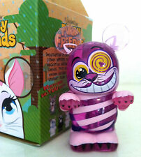 """DISNEY VINYLMATION 3"""" FURRY FRIENDS CHESHIRE CAT CHASER RARE RECALLED FIGURE TOY"""