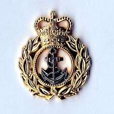 ROYAL NAVY Chief Petty Officer Lapel badge