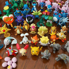 24PCS Pokemon GO Pikachu Raichu Charmander Action Figures PVC Toys PKM Toy